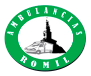 Ambulancias Romil logo
